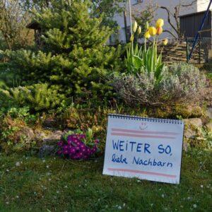Ein Nachbarschaftscafé für Schlierbach